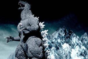 日本神秘怪物南极哥斯拉,其实并不存在疑似船员出现幻觉