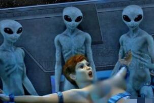 阿拉加什航道外星人绑架事件,外星人绑架人类做羞辱实验