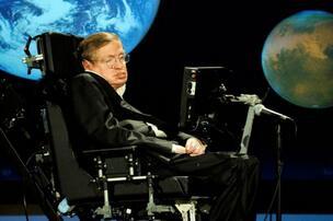 霍金已经被外星人控制是真的吗?外星人只等霍金死后占领地球