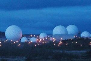 曼威斯山英国皇家空军基地,暗中监视世界所有国家动向