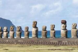 揭秘复活节岛秘密,埋葬着神秘的石像(与世隔绝的岛屿)