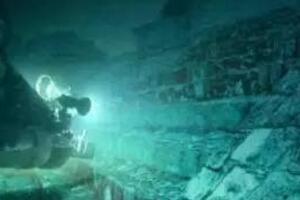 揭秘台湾澎湖海底发现远古文明,一万年前古城(来历不明)