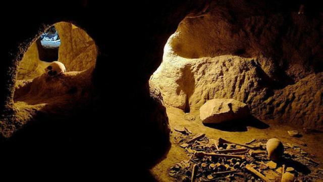 古伊朗人发现2000年前的地下城市 细思极恐