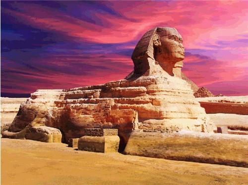 埃及狮身人面像之谜 狮身人面像是谁的脸又是谁建造的